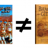 Bhagavad Gita Changes  Complete List