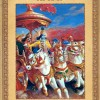 Images From Two Lesser Known Versions of  Bhagavad-gita As It Is