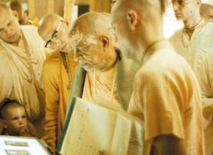 Bhagavad-gita As It Is Manuscript