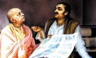 Prabhupada Proofread the Gita Galley Proofs